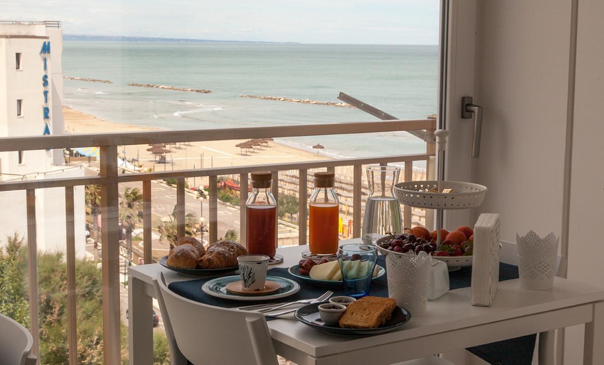 La colazione di BELLAVISTA B&B