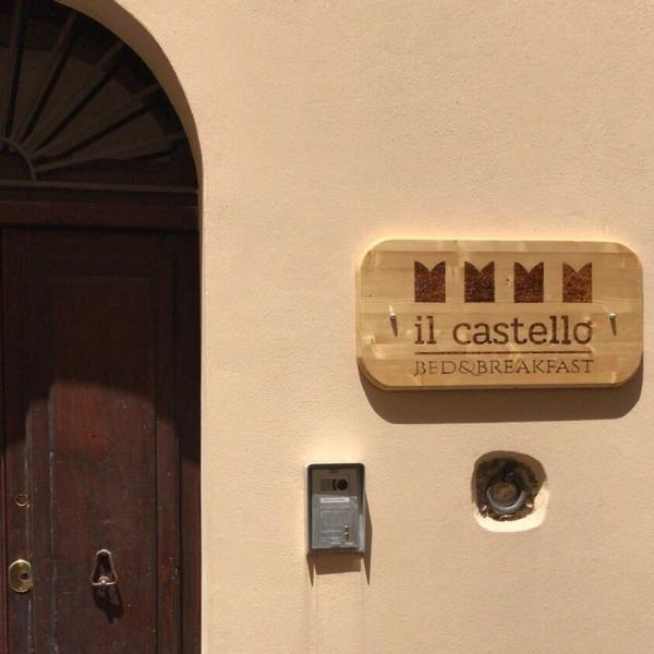 il castello bed and breakfast