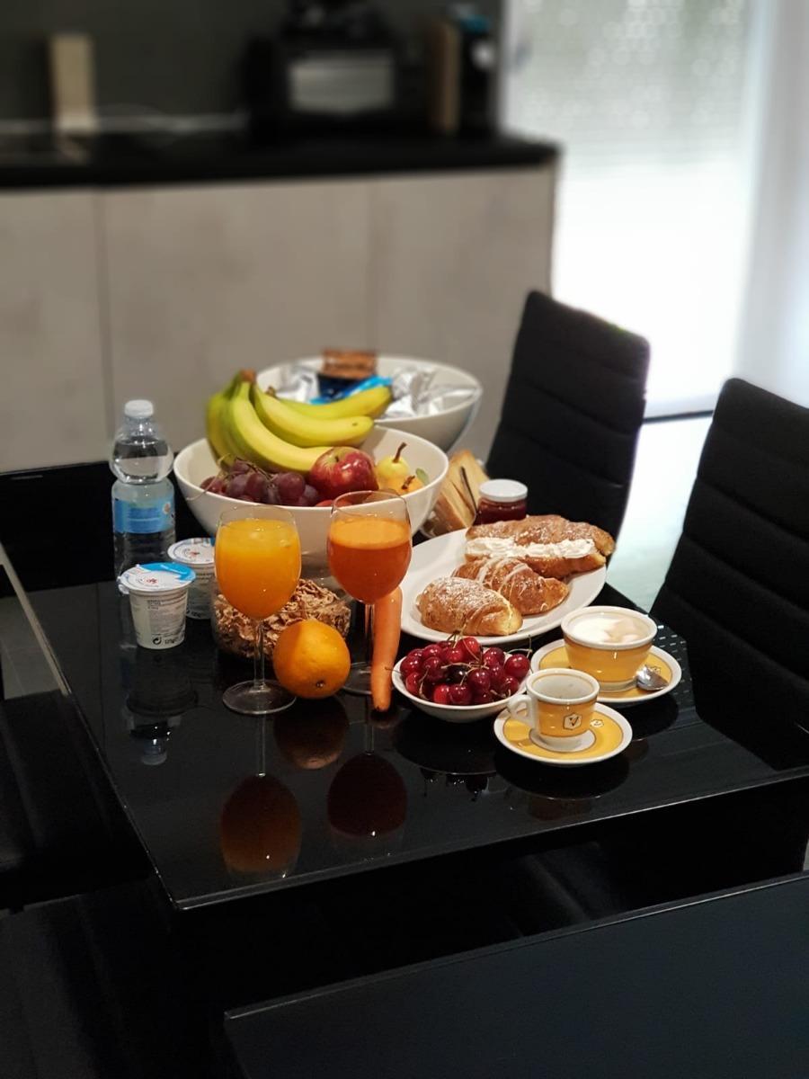 La colazione di CASA MIKO B&B
