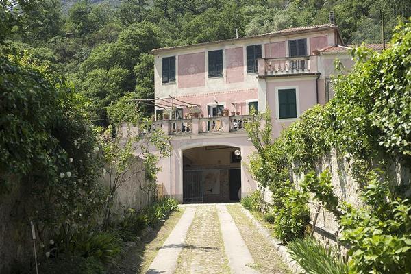 B B Letti Al Castello Finalborgo.Villa Ponza B B Di Finale Ligure