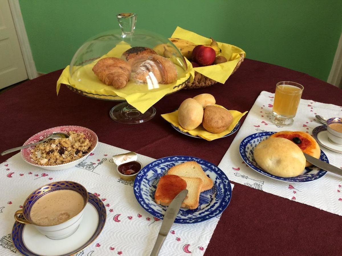 La colazione di TANGRAM