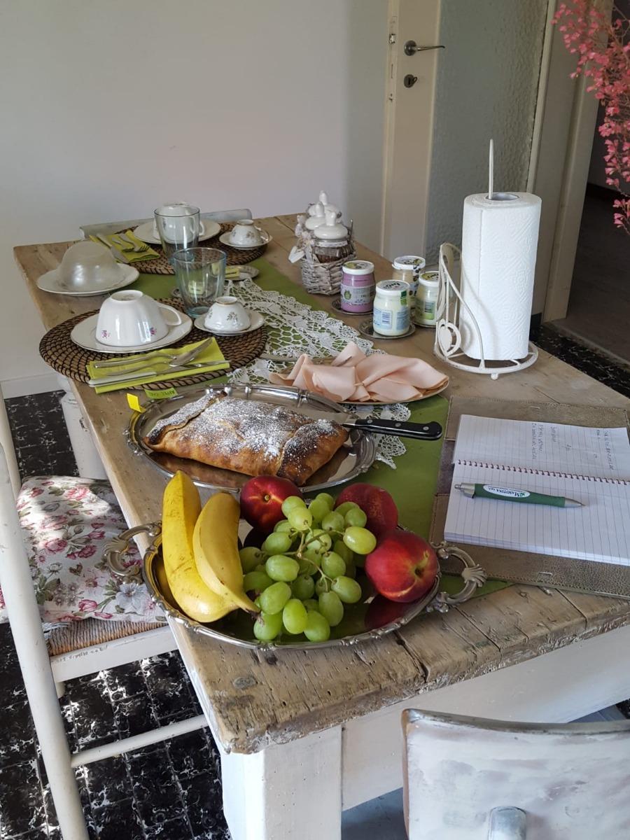 La colazione di LA CECI B&B