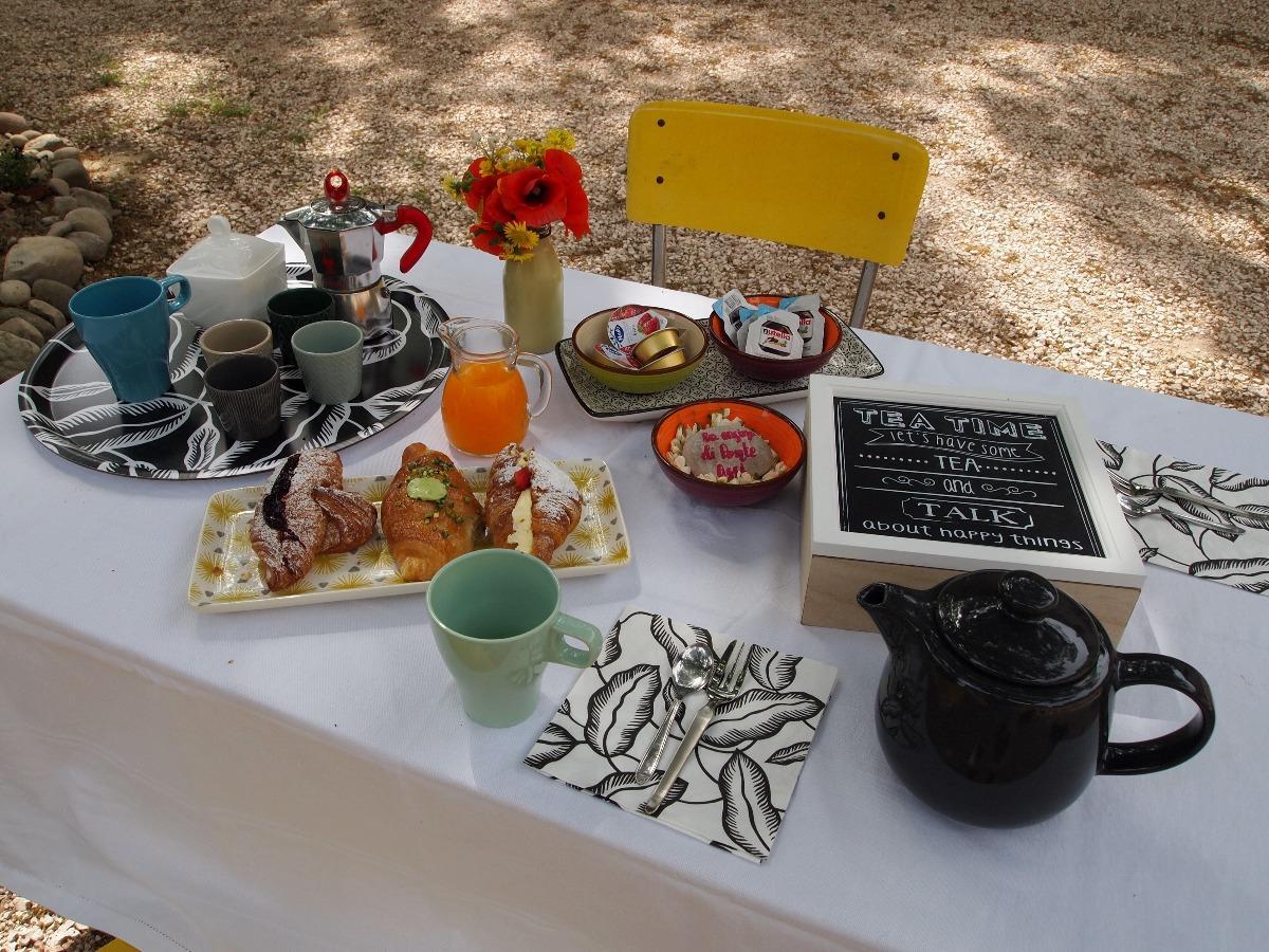 La colazione di LA CASINA DI PONTE ASSI