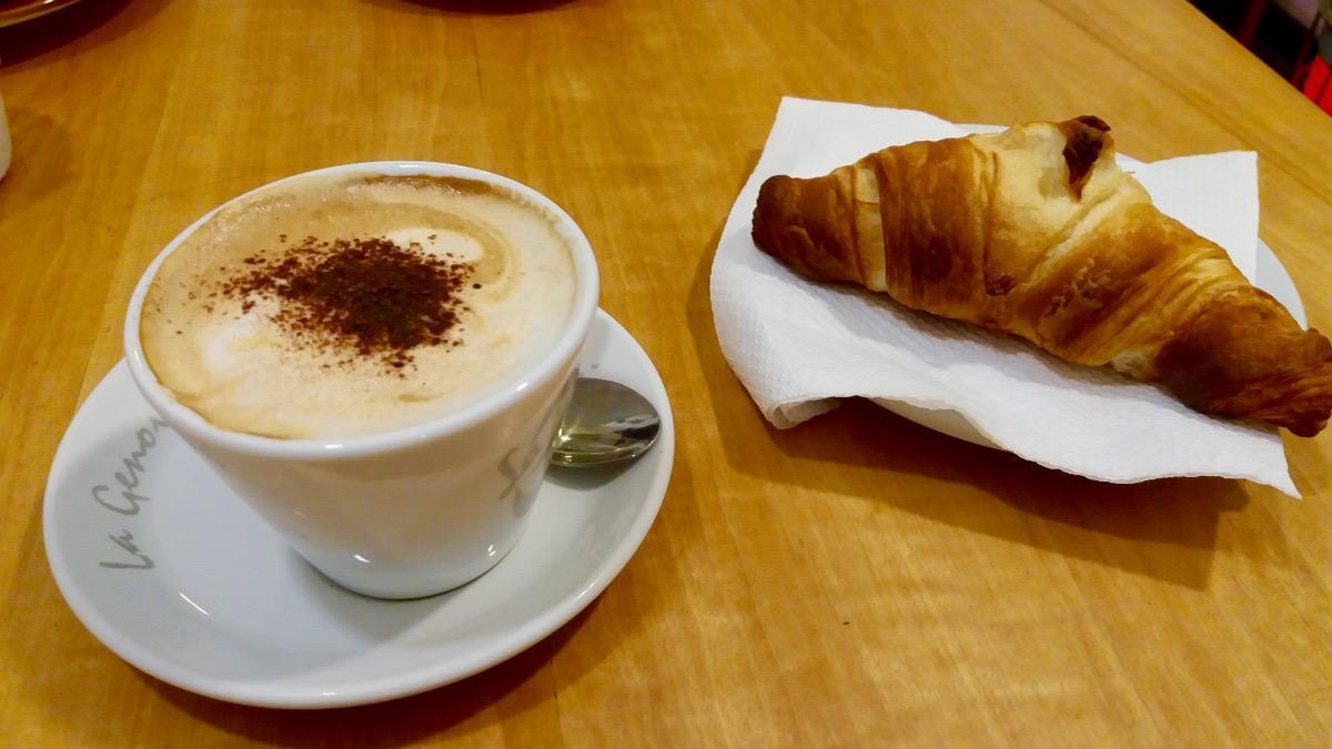 La colazione di A CAMPANINA