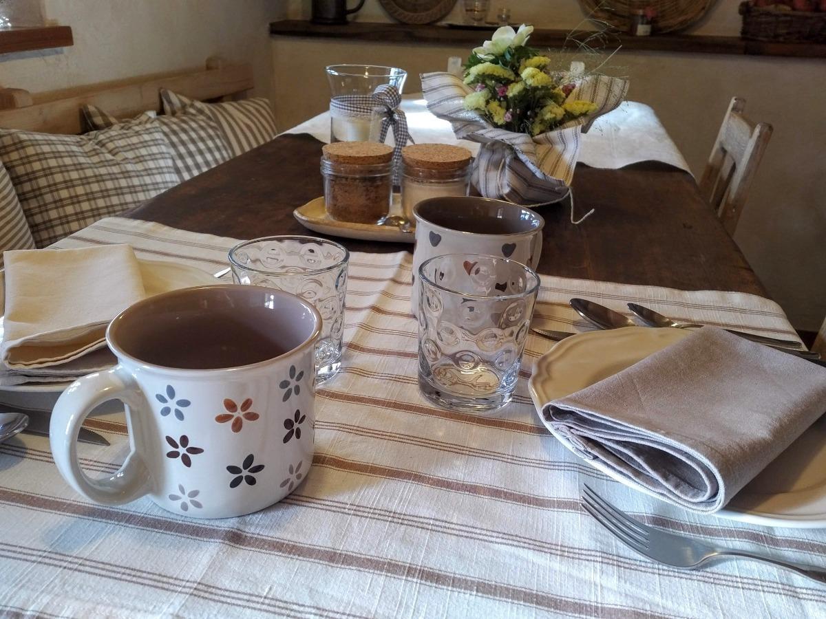 La colazione di 'L RAMASSIN