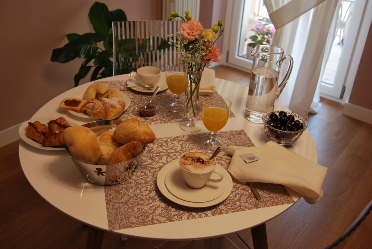 La colazione di GIÀ SERA