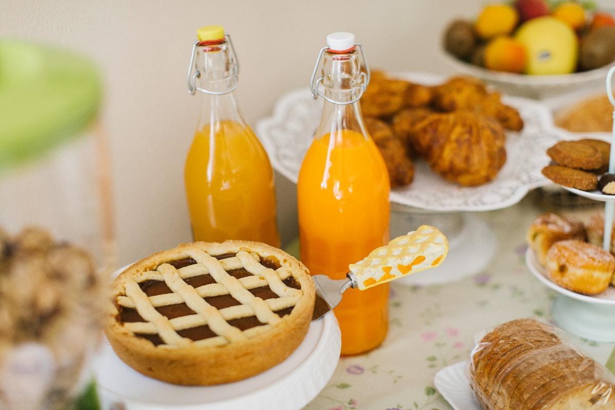 La colazione di IL GALLO COUNTRY HOUSE