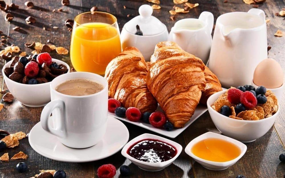 La colazione di B&B LASSO