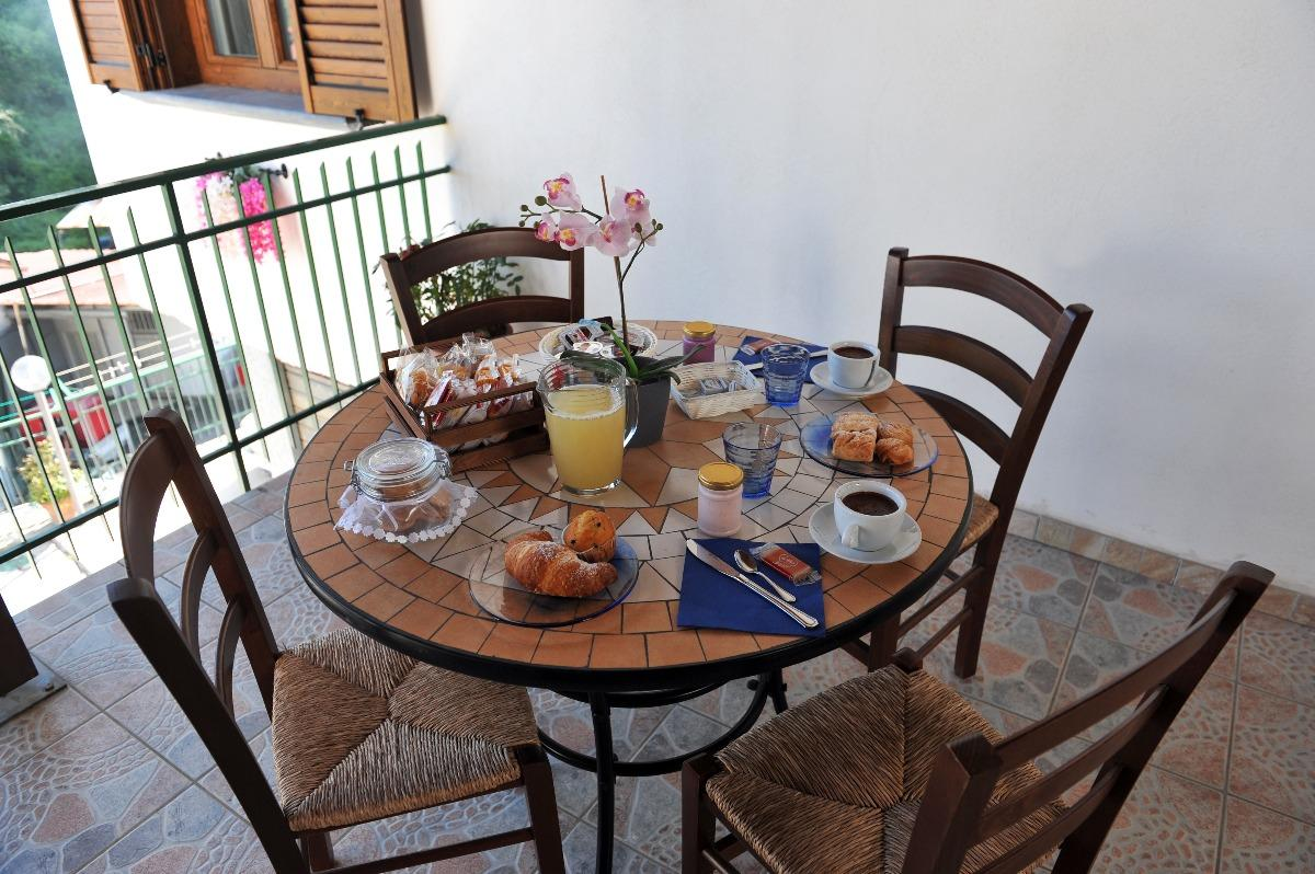 La colazione di IL COVO DEGLI DEI