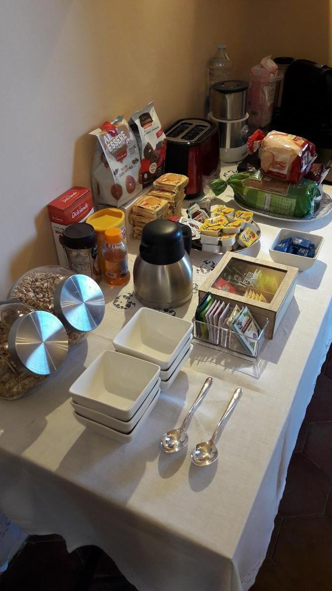 La colazione di B&B 900