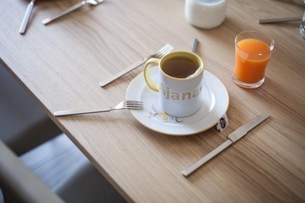 La colazione di B&B AJANA
