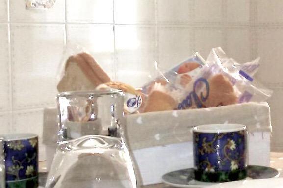 La colazione di ALLOGGIO TURISTICO BRACCIANO