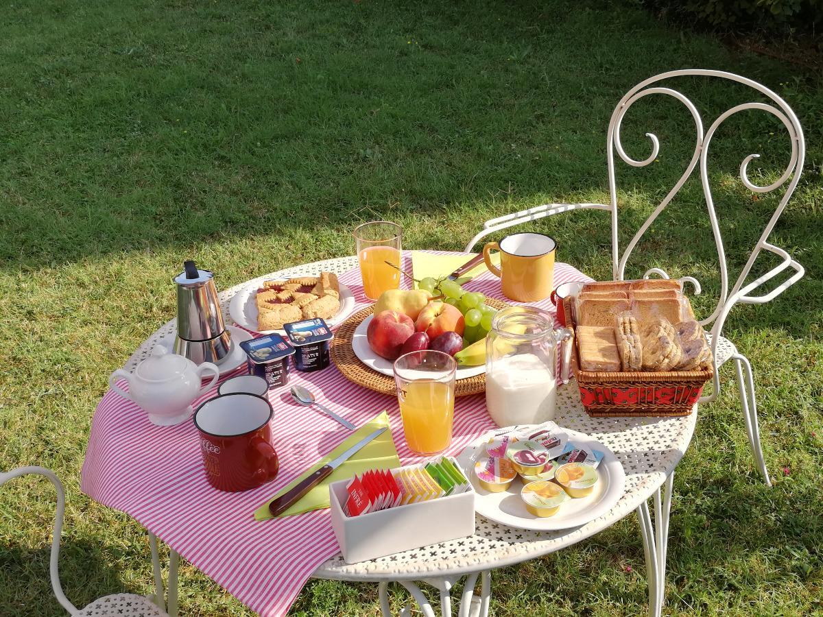 La colazione di ARENA LOFT B&B