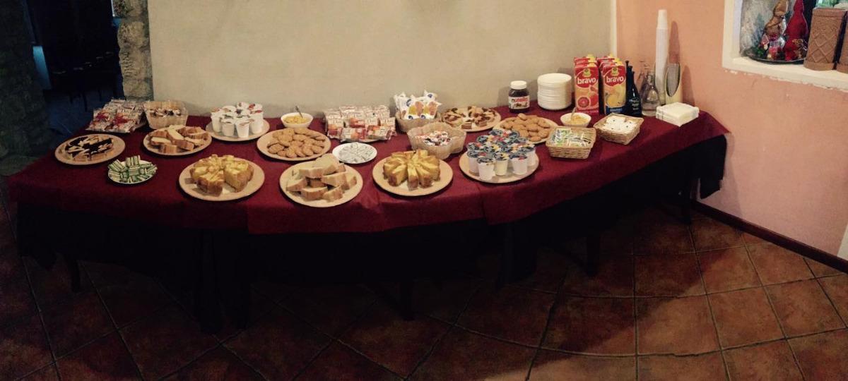 La colazione di LE COCCOLE