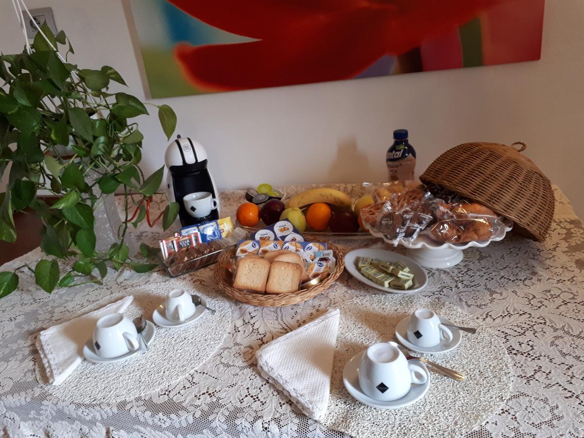 La colazione di PERMANENZALIETA
