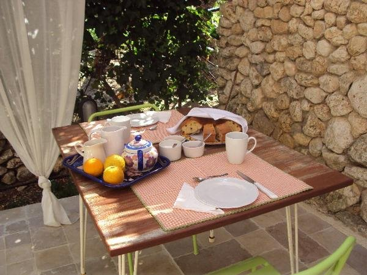 La colazione di B&B COLLOTORTO