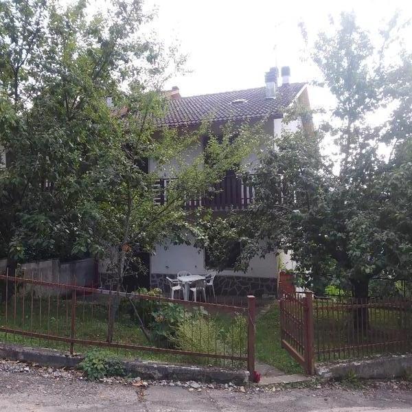 la casa del bosco