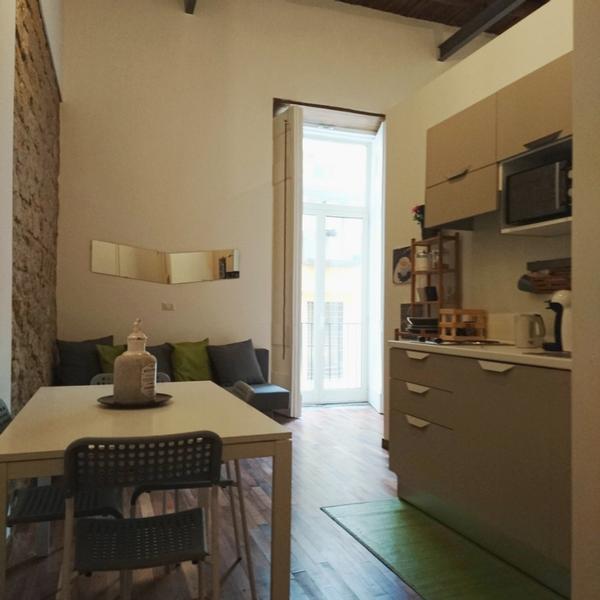la casa di apollo e a piccerella