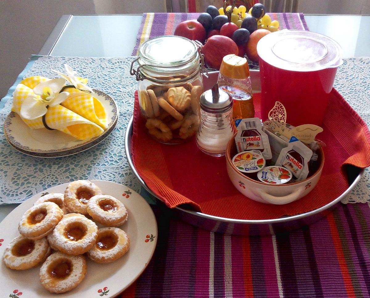 La colazione di B&B ROSAGALINA