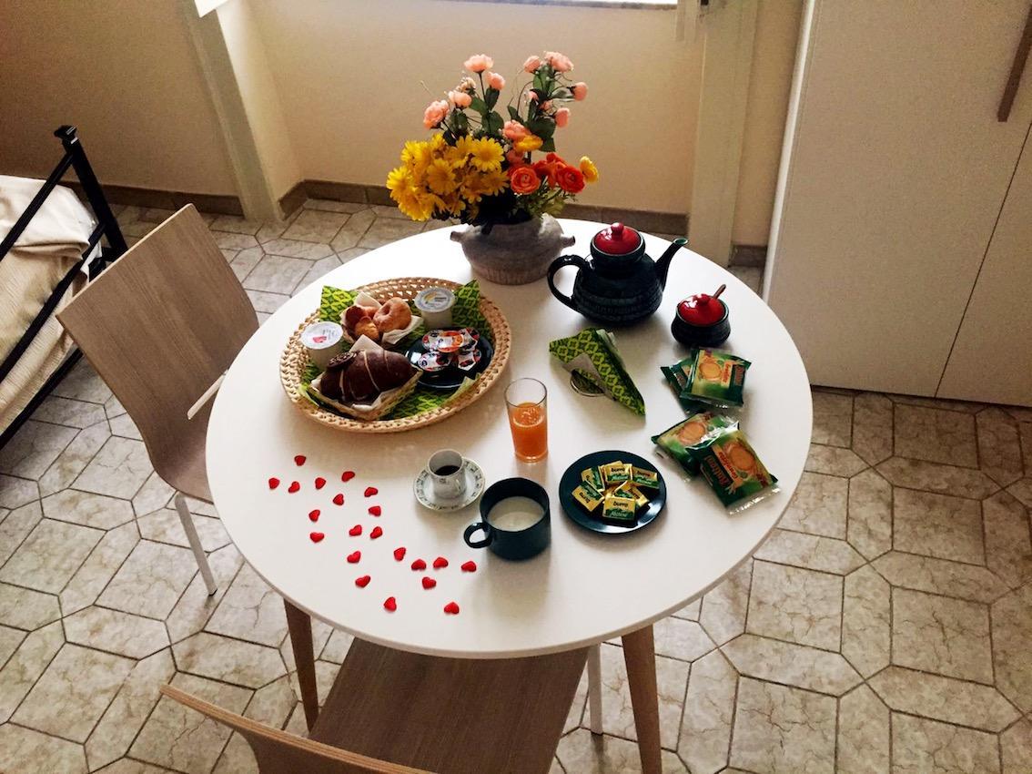 La colazione di B&B CATOLEDO