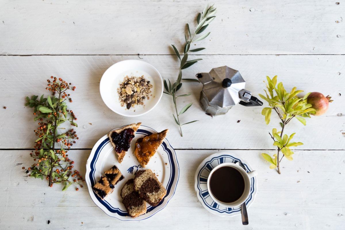 La colazione di CASALI MARCHIGIANI
