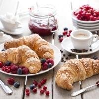 La colazione di HOTEL AMERICA