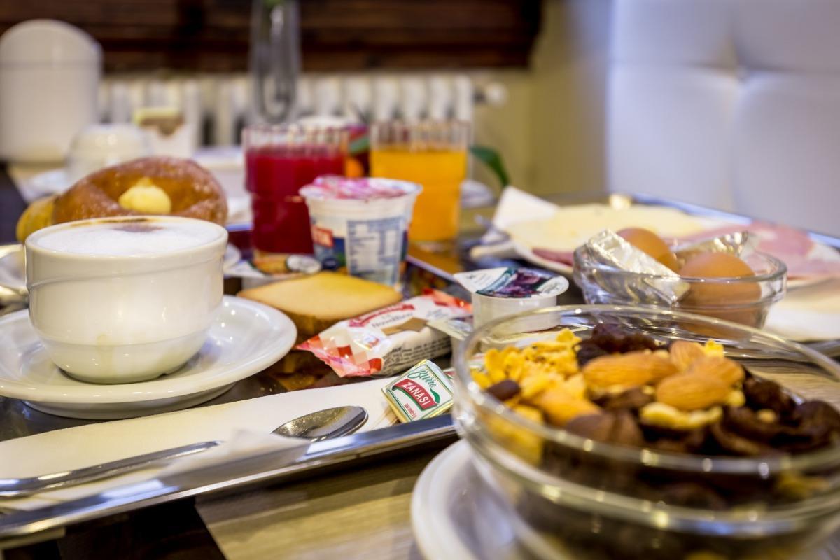 La colazione di RESIDENZA LE FONTICINE