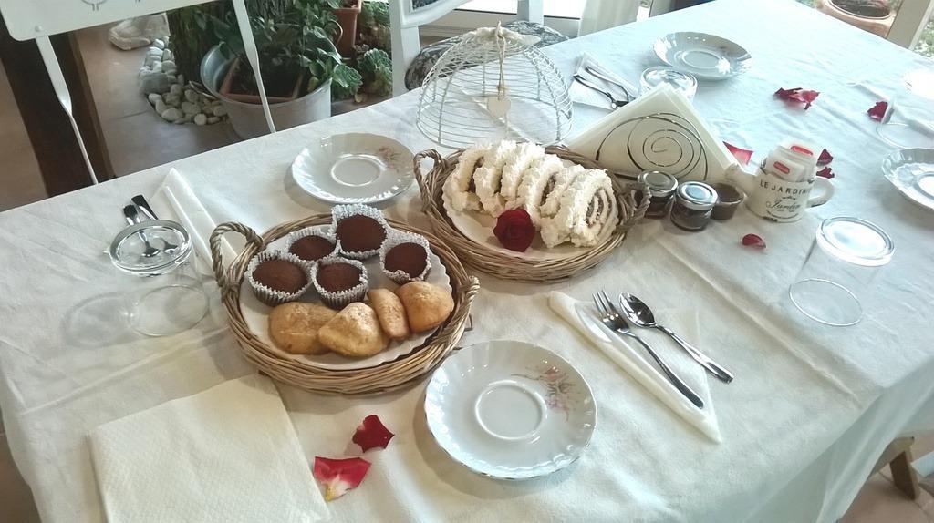 La colazione di ANTICO CASALE FABRIZI
