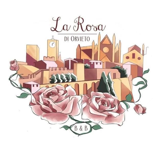 la rosa di orvieto