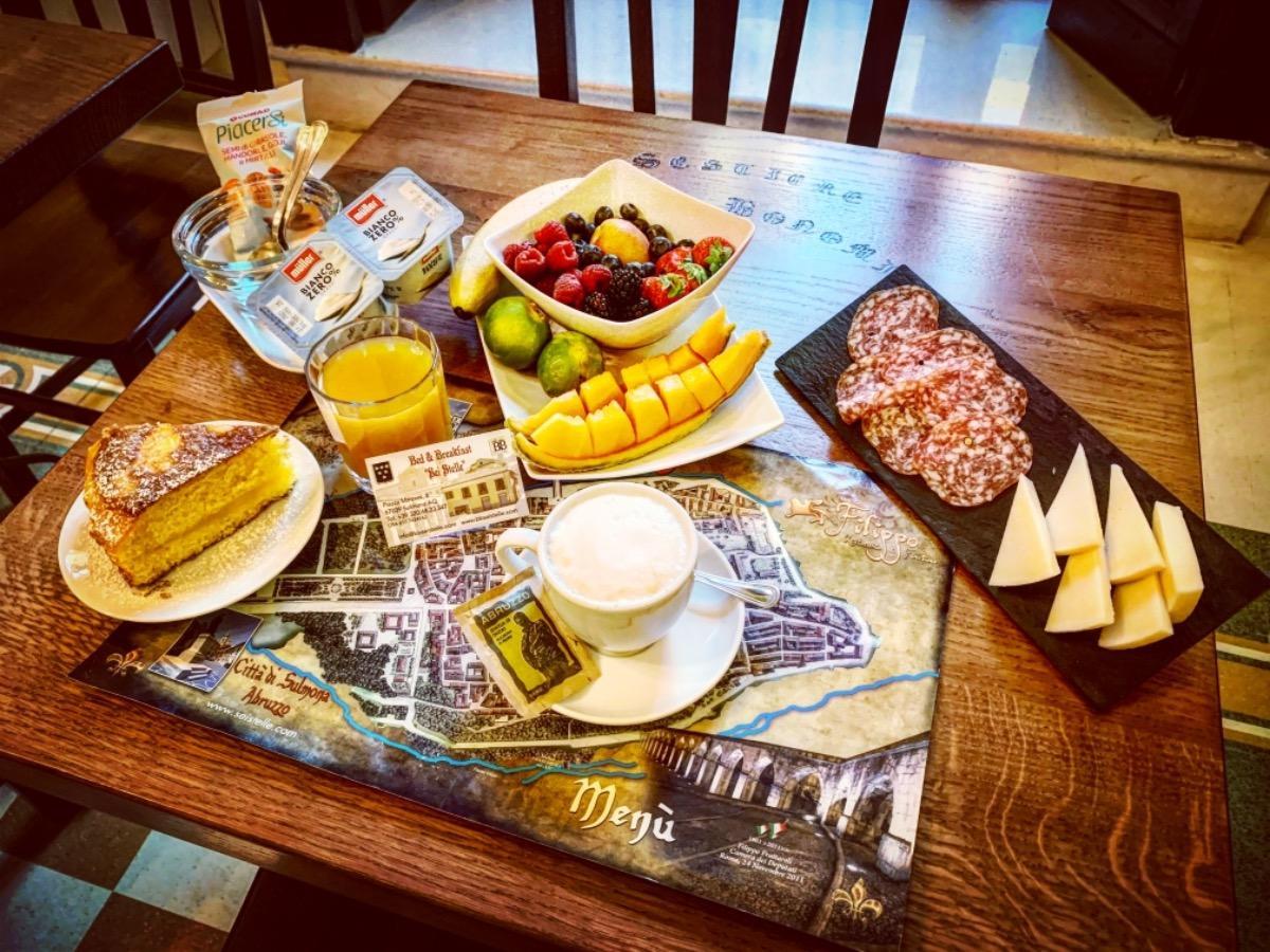 La colazione di SEI STELLE