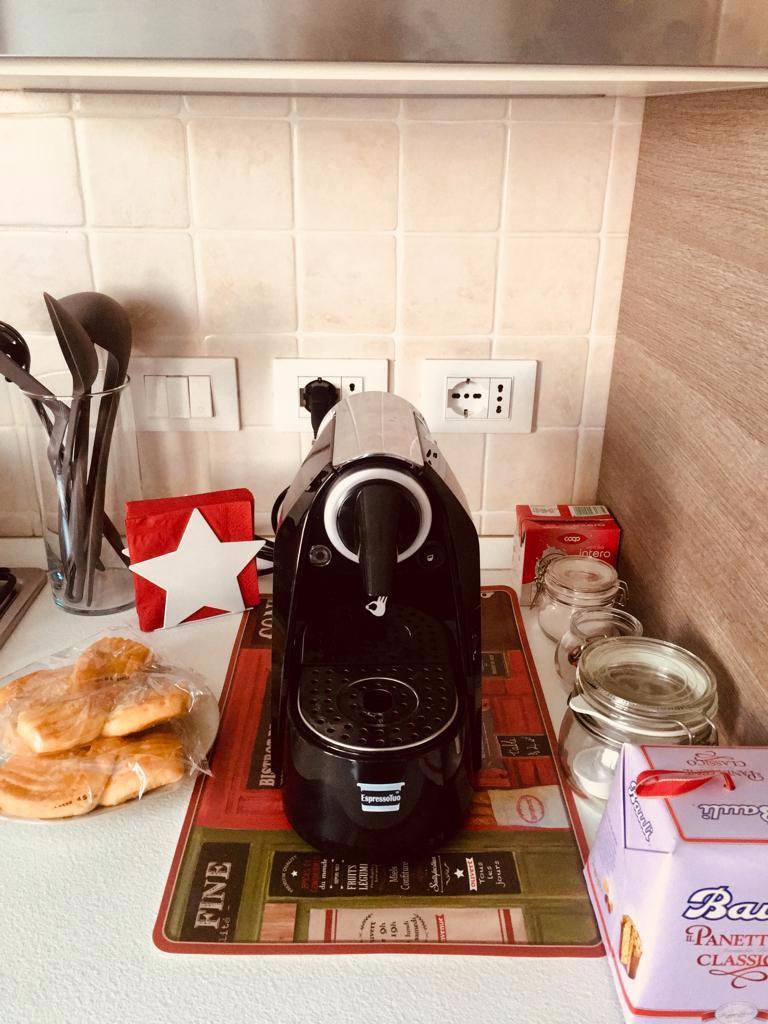 La colazione di DA SILVIA