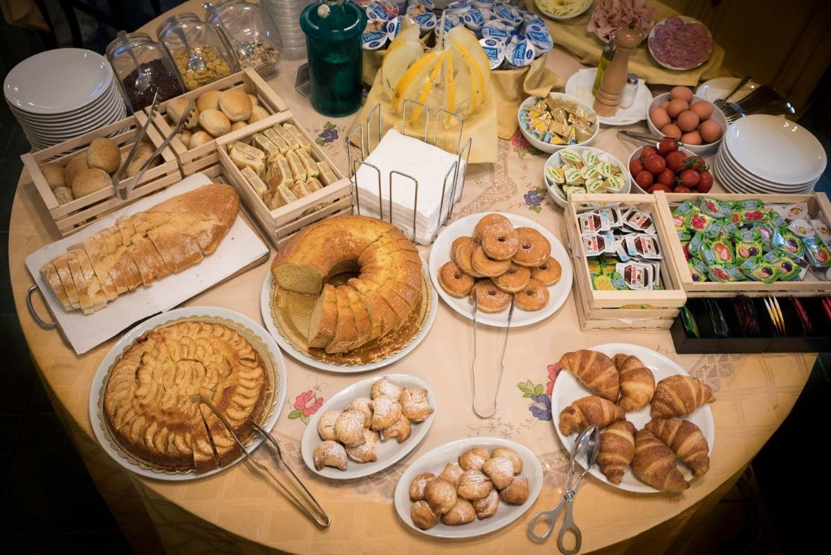 La colazione di HOTEL FARO