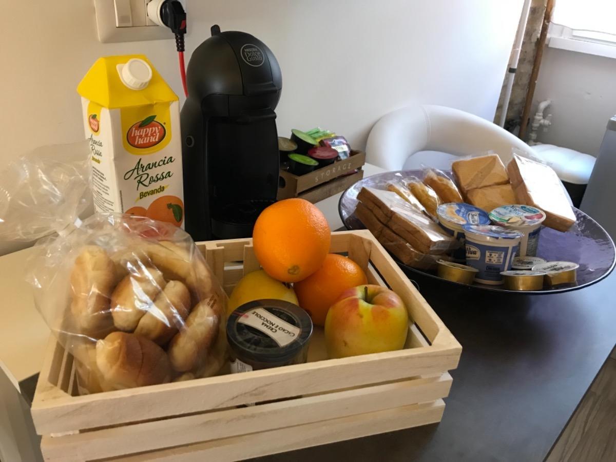 La colazione di CASA SOPHIA