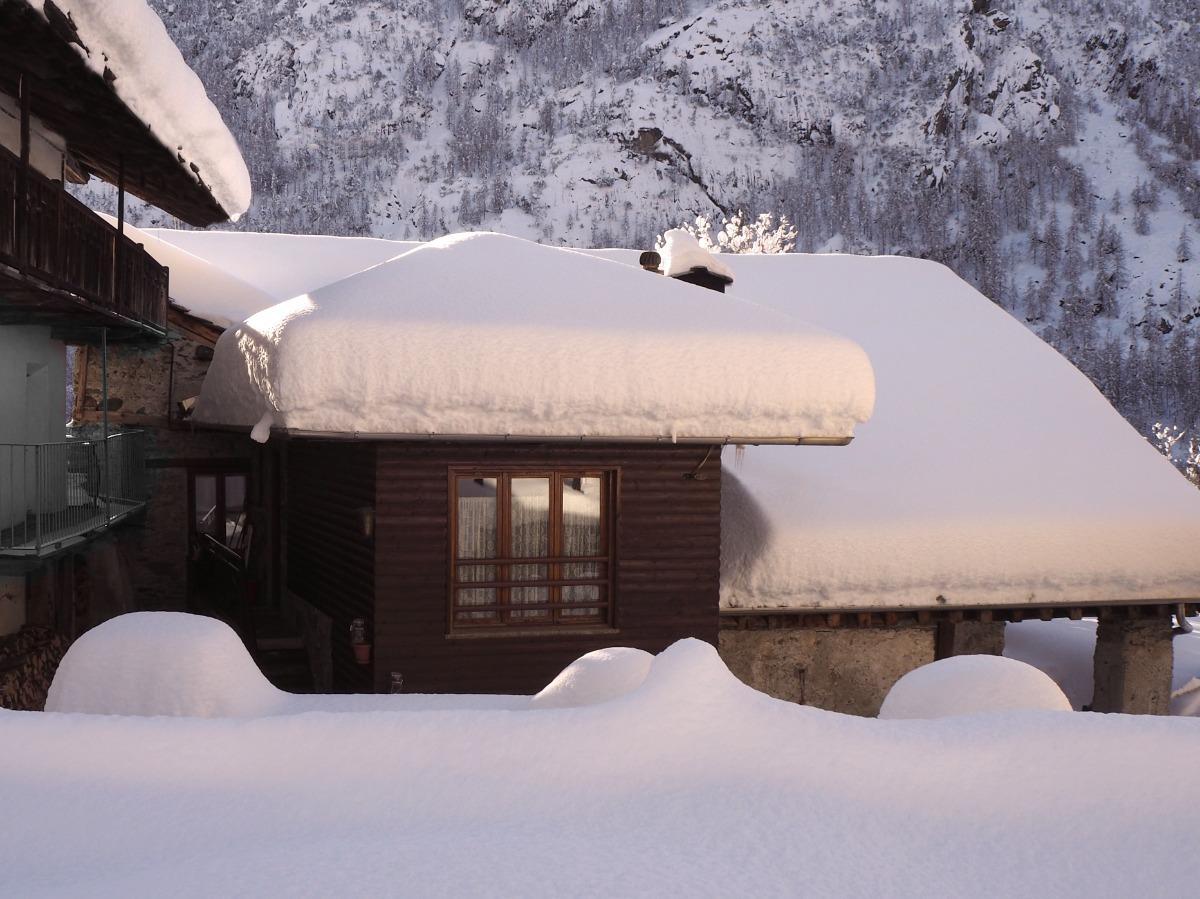 Baita in borgo alpino 4