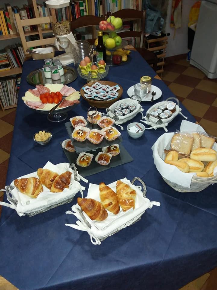 La colazione di ANTICA CORTE DI OMEGNA