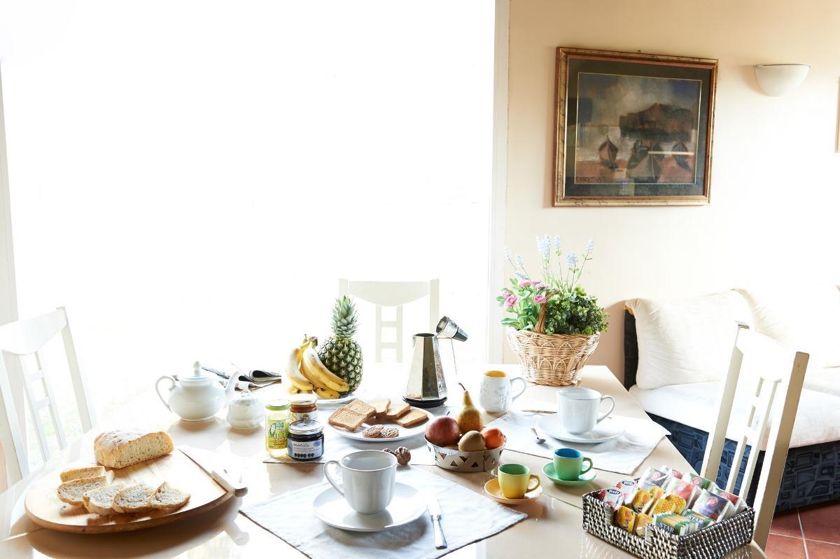 La colazione di VILLINO FIORELLA