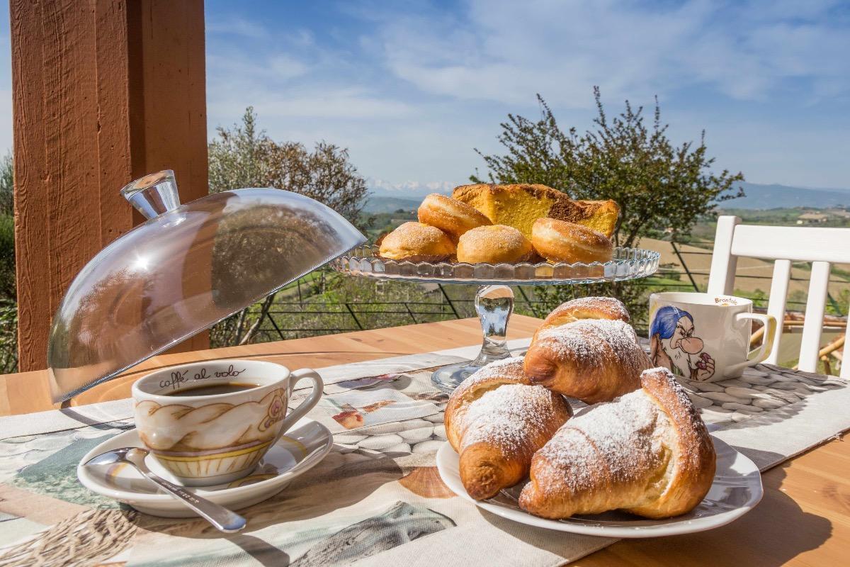 La colazione di FELICITA B&B
