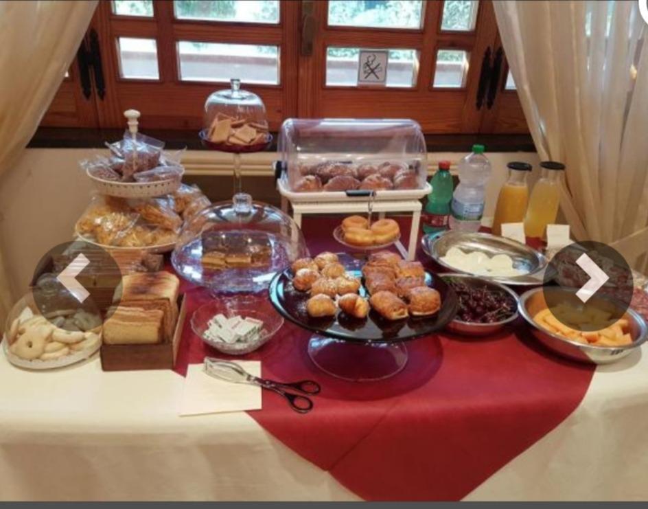 La colazione di VILLA EDEN
