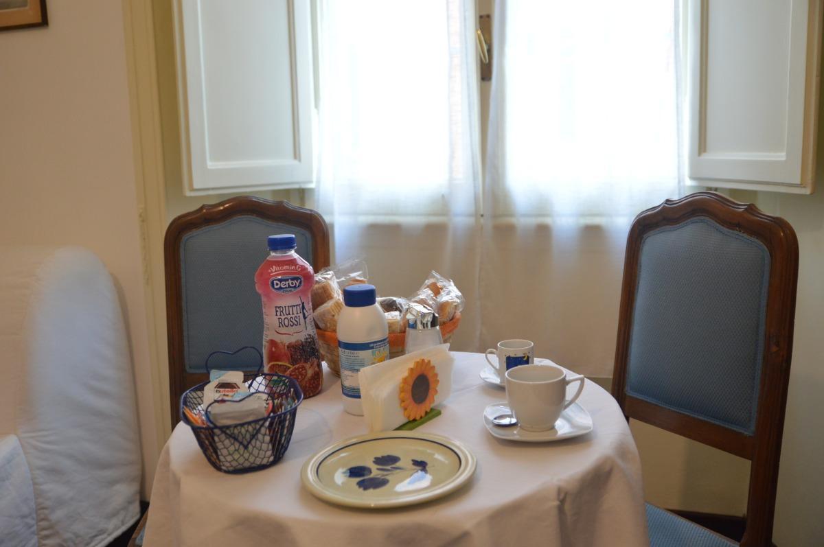 La colazione di A CASA CIBELLA B&B