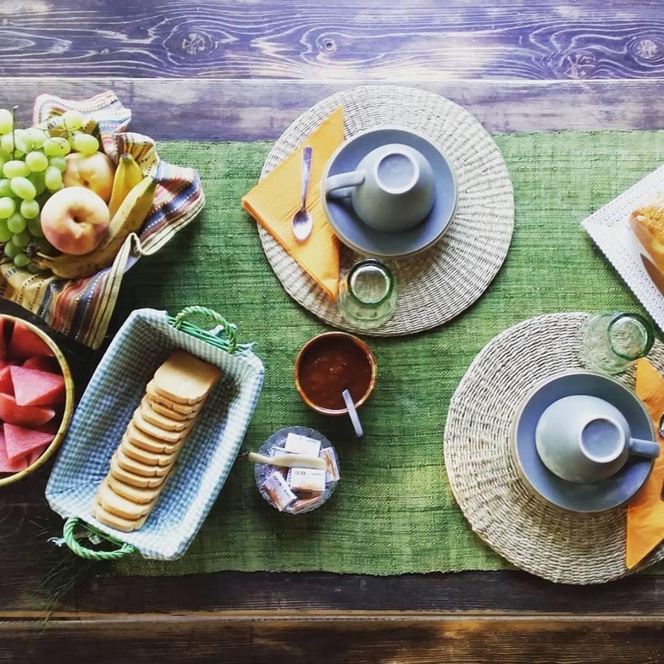 La colazione di B&B VIADELCAMPO