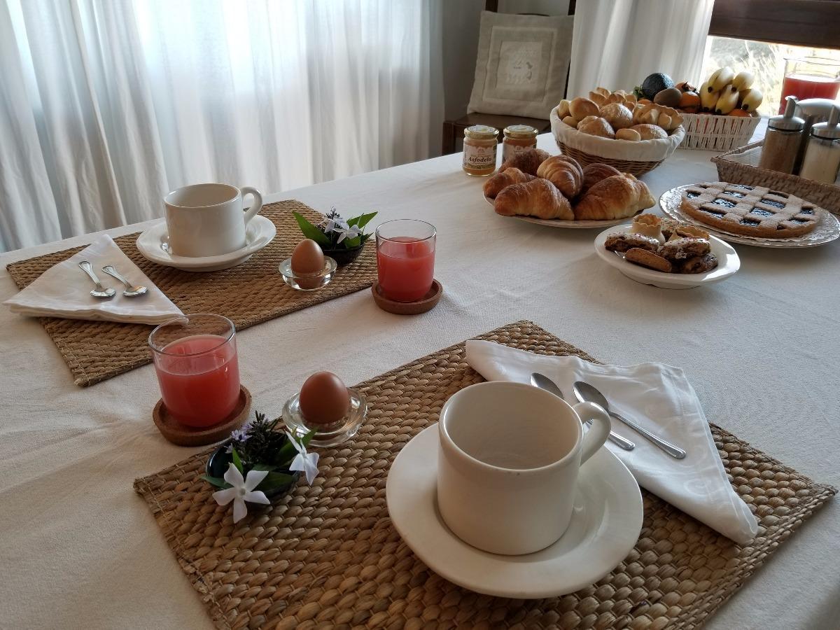 La colazione di VILLA OLIVIA