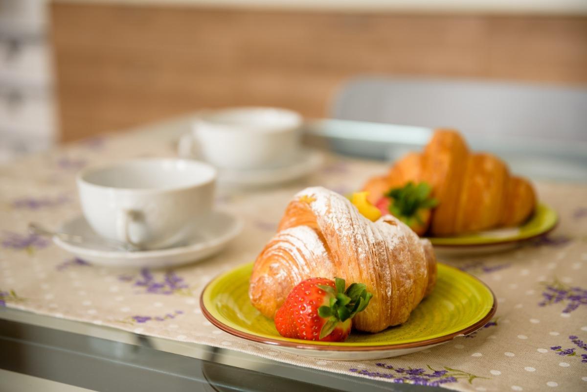 La colazione di DOLCE DORMIRE