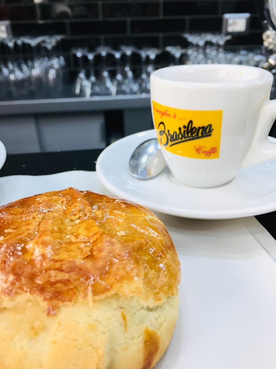 La colazione di DOMUS ALMA