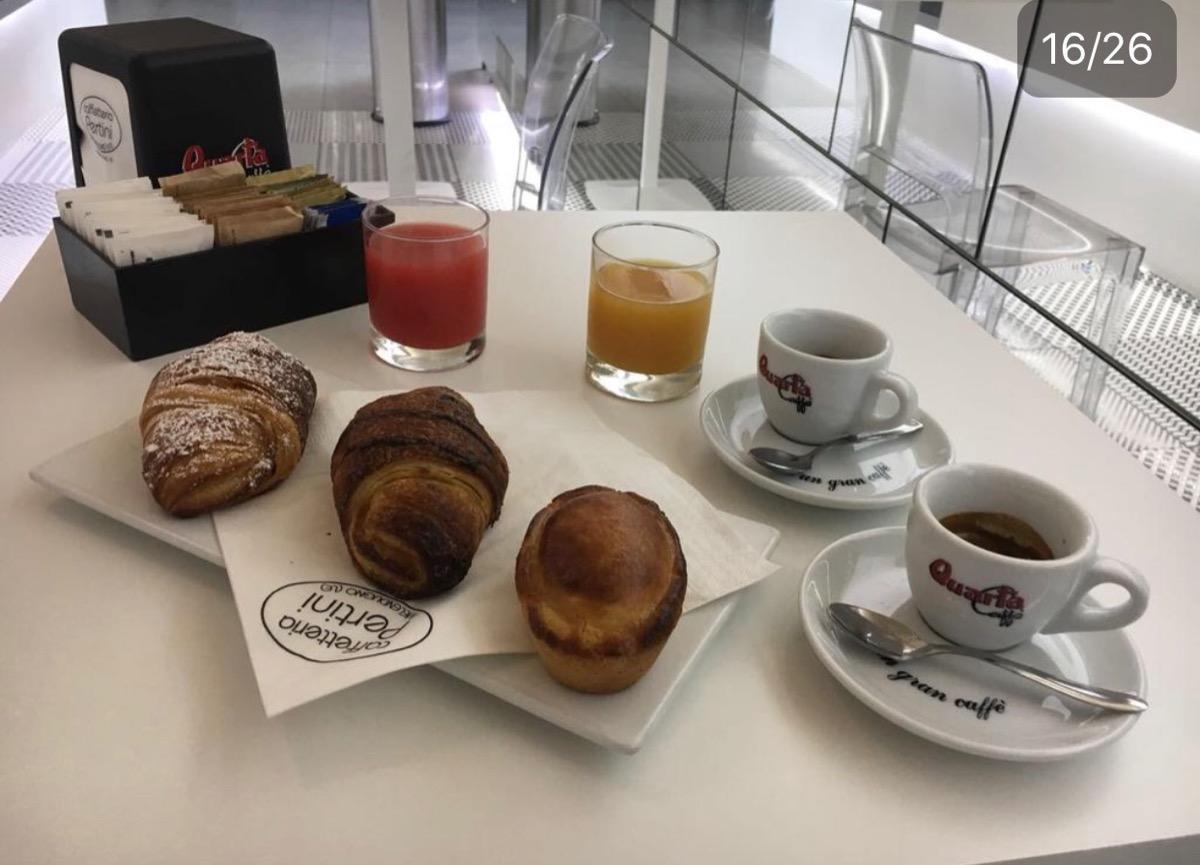 La colazione di VIA ROCA 55