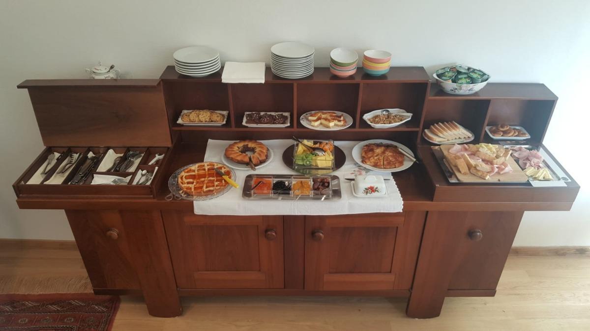 La colazione di QUERCETO B&B