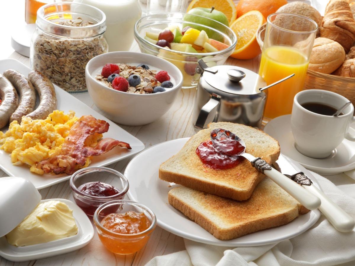 La colazione di HOTEL LIBERTY BEACH