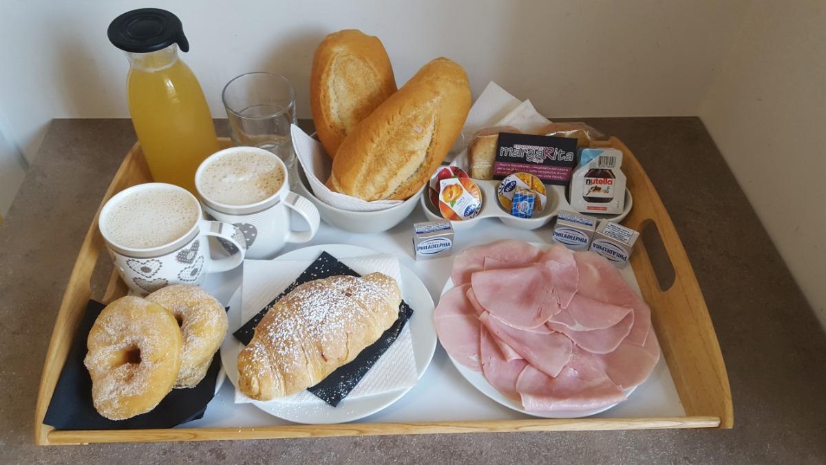 La colazione di MARGARITA B&B