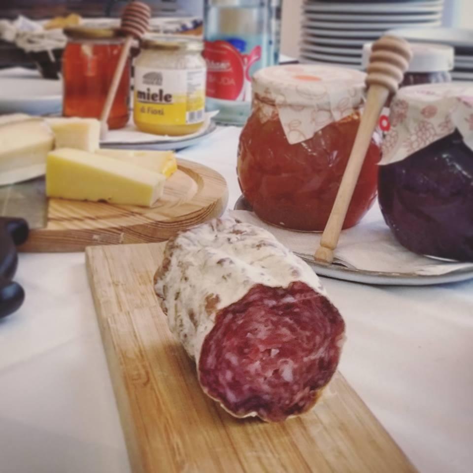 La colazione di HOTEL PERLA DEL MARE