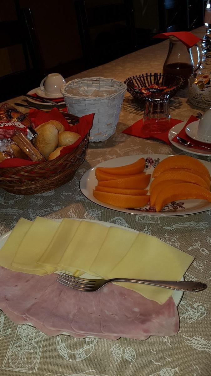 La colazione di BUIO PESTO