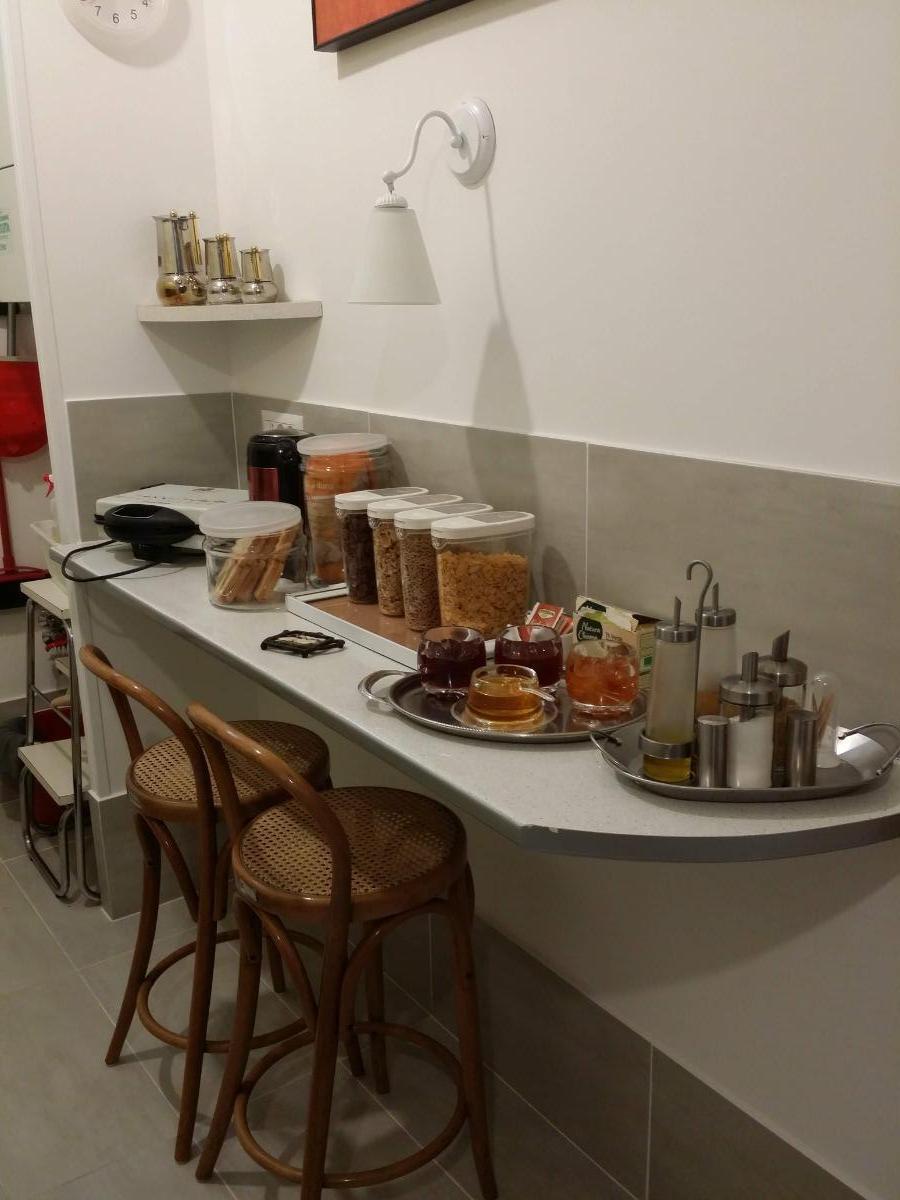 La colazione di VILLA LA ROCCIA